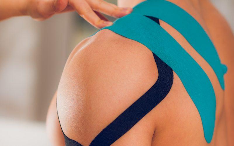 Bandagem Funcional - Taping - Clinica Fortius
