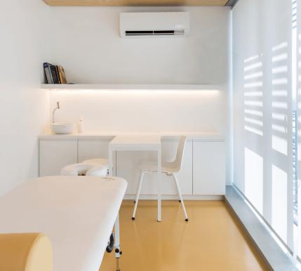 Sala de Atendimento - Clinica Fortius 2019